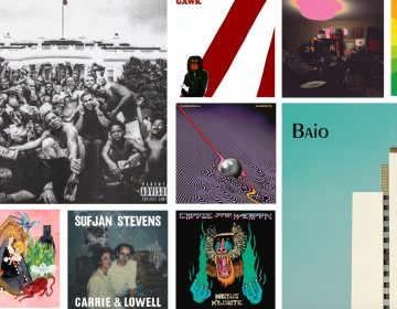 Top Albums of the year