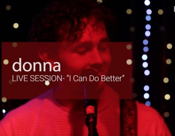 "donna- ""I Can Do Better"" Thumbnail"