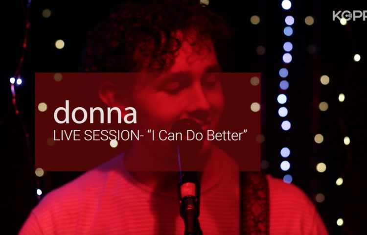 """donna- """"I Can Do Better"""" Thumbnail"""